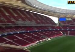 Atletico Madrid, Wanda Metropolitanoya kavuşuyor
