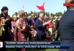 Başbakan Yıldırım: Ülkemizi hiçbir güç durduramayacak