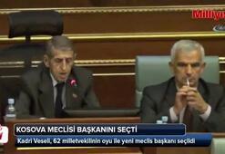 Kosovada 3 ay sonra yeni meclis başkanı seçildi
