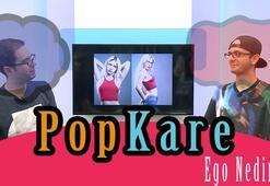Pop Kare: Ego nedir