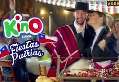 Mauricio Isla ile Gala Caldiroladan reklam filmi
