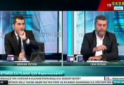 Cem Dizdar: Fenerbahçenin omurgası yok