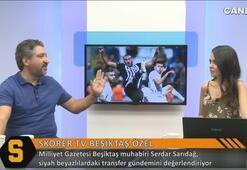 Serdar Sarıdağ: Aboubakar konusunda tarihi bir hata yapıldı...