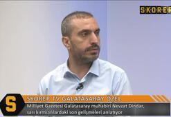 Nevzat Dindar: Asamoah Galatasaraya geliyor...