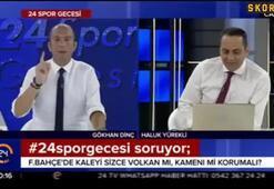 Gökhan Dinç: Volkan Demirel Fenerbahçede bir daha...