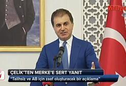 Türkiye resti çekti Bu talihsiz bir açıklama...