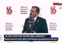 AK Partinin 16. kuruluş yıl dönümü etkinlikleri