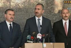 Adalet Bakanı Abdulhamit Gül: 6222de revizyona gidilebilir
