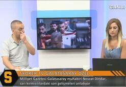 Nevzat Dindar: Sinan Gümüş kampta mutsuzdu...