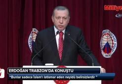 Cumhurbaşkanı Erdoğan: Bu bir felaket