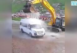 Karadeniz usulü araba yıkama