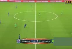 Buraksız Beijing Guoan  deplasmanda güldü...