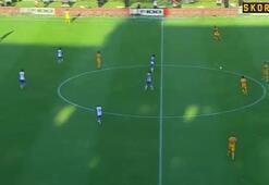 Enner Valenciadan ilk maçında şov