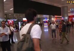 Cenk Gönen, İstanbul'a döndü