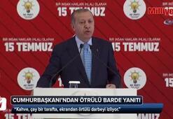 Kılıçdaroğluna ÖRTÜLÜ DARBE yanıtı