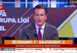 Güntekin Onay: Sneijder, Podolski ve Bruma olsaydı böyle olmazdı