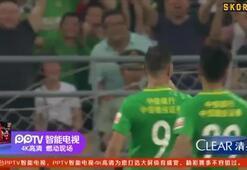 Jonathan Soriano, Guangzhouyu dağıttı