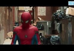 Örümcek-Adam: Eve Dönüş Fragmanı İzle