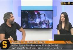 Serdar Sarıdağ: Beşiktaş, Aboubakarda ısrarcı olmayacak