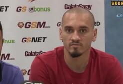 Maicon: Galatasaray'dan teklifi duyunca iş orada bitti