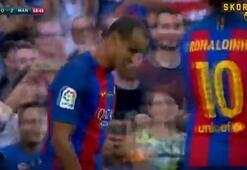 Rivaldo şok, Ronaldinho rezil etti