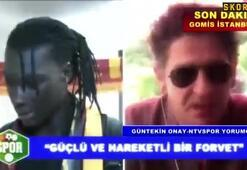 Güntekin Onay: Gomis 20 golü geçer...
