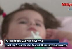 Duru bebek, 2 milyon TL için yardım bekliyor