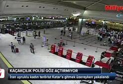 Kadın terörist Atatürk Havalimanında yakalandı