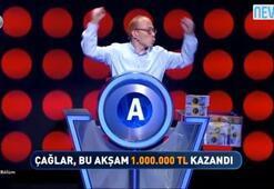 19da rekor Çağlar Patır 1 milyon TL kazandı