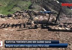 Katoda tespit edilen mağara sayısı 112ye ulaştı