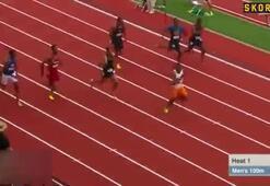 Usain Boltun varisi hızla geliyor