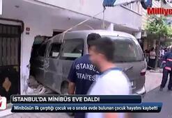 İstanbul'da minibüs dehşeti: 2 çocuk öldü