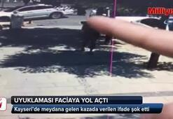 Türkiyeyi dehşete düşüren kaza böyle yaşandı
