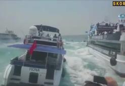 Tekne kazasında yaralanan Samet Bakandan kötü haber