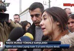 IŞİDin seks kölesi yaptığı kadın 3 yıl sonra köyüne döndü