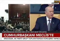 Bahçeli: Aslolan hayattır, hayat da Beşiktaştır