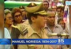 Panamanın eski diktatörü Noriega öldü
