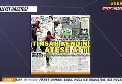 Mehmet Demirkol: Bursaspor düşmeye çalışıyor