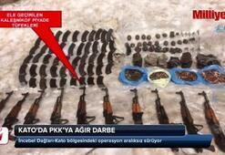 Katoda PKKya ağır darbe