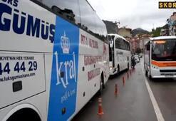 Gümüşhaneliler akın akın İstanbul'a gidiyor