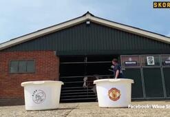 Herkes bu ineği konuşuyor Ajax mı, Manchester United mı