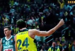 Fenerbahçeden adrenalini artıran video