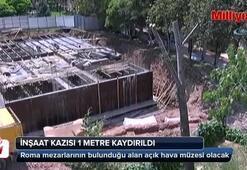 Roma mezarlarının bulunduğu o alan ile ilgili karar verildi