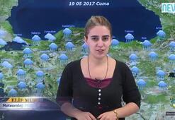 Meteorolojiden 2 bölge için sağanak yağış uyarısı