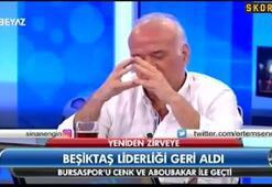 Ahmet Çakar: Beşiktaşın 8-10 haram puanı var