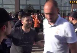 Galatasaraya davullu zurnalı şok protesto