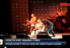 Mustafa Sandal'ın saz sanatçısı dedesi hayatını kaybetti