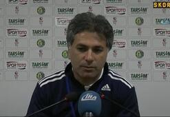 Şanlıurfaspor, Balıkesirspor maçının ardından