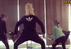 Jelena Karleusadan dansın püf noktaları...