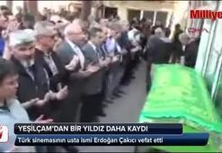 Yeşilçamın usta ismi Erdoğan Çakıcı vefat etti